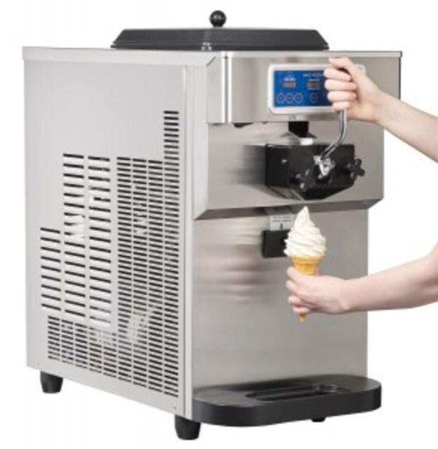 Τα πιθανά κέρδη από την αγορά μιας παγωτομηχανής soft ice